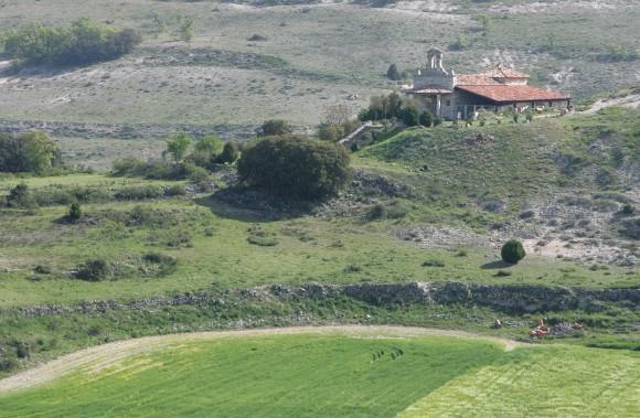 Ermita de Villella Antiguedad