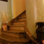 Casa Rural La Flora escaleras