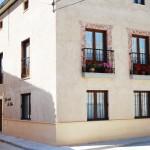 Casa Rural La Flora fachada