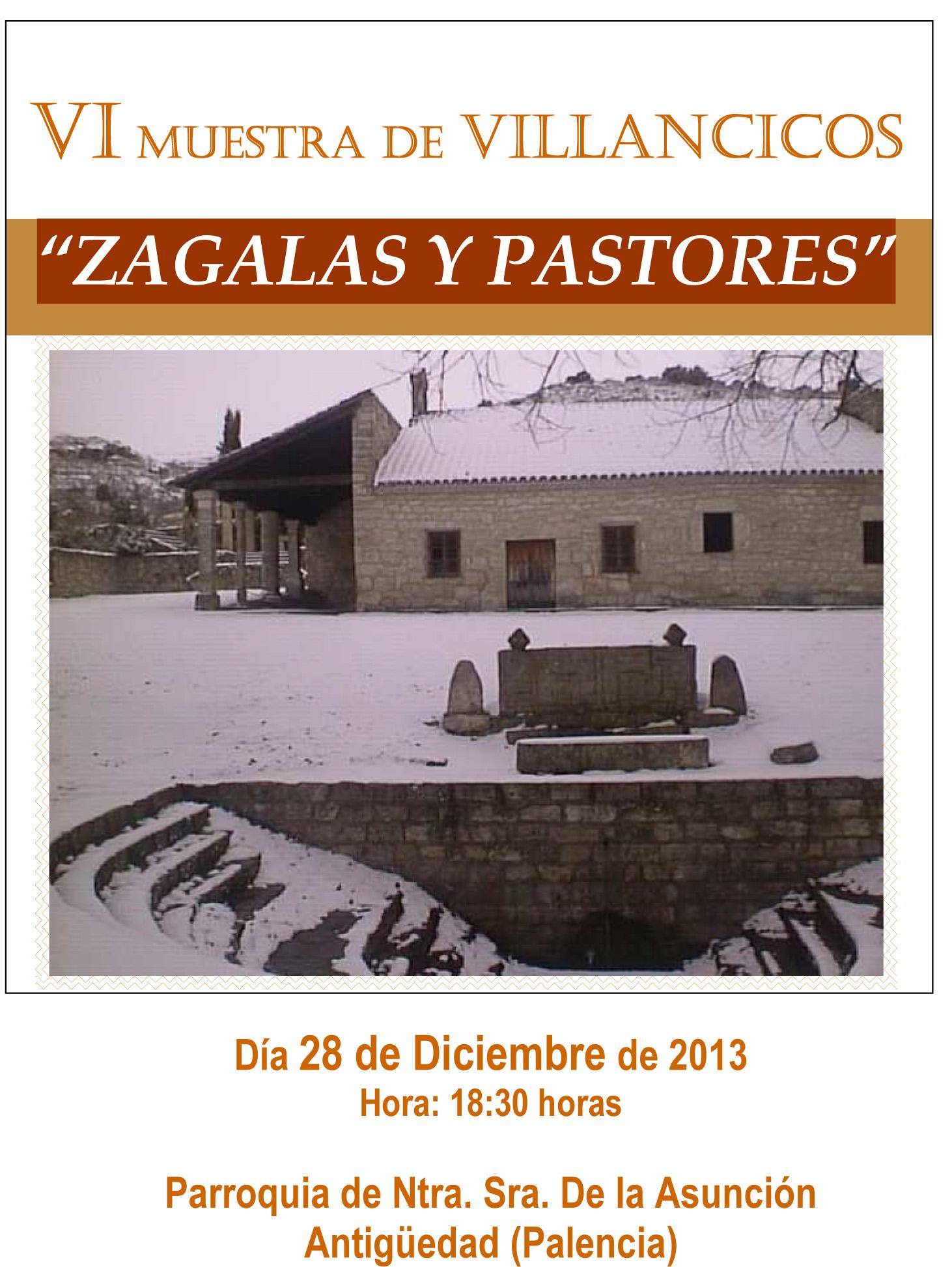 VI Muestra de Villancicos «Zagalas y Pastores»